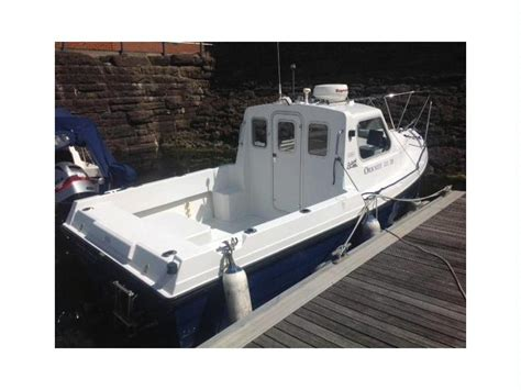 used pilot house boats orkney boats pilot house 20 in united kingdom power
