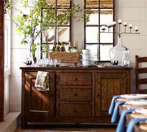 eagan multipanel extra small mirror dining room buffet