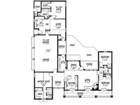House Plans With Separate Apartment by Eplans Southern House Plan Separate Apartment On