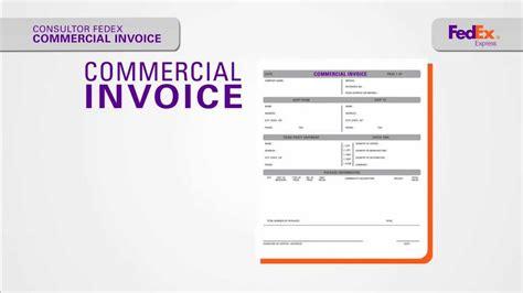 sle commercial invoice commercial invoice commercial invoice fedex