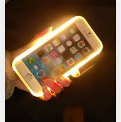 Promo Lu Selfie Hp Smartphone Android Iphone phone cover lightup lumee iphone selfie selfie lit summer 16 rue luxe lumee