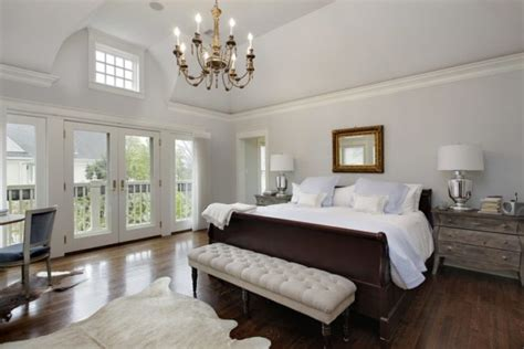 Chandeliers In Bedrooms 20 Beautiful Master Bedrooms With Chandelier Lighting