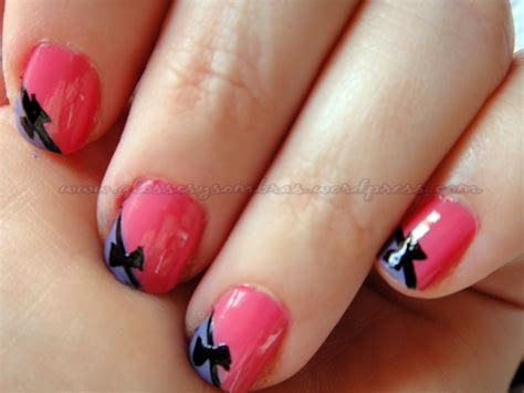 imagenes de uñas acrilicas en color coral u 241 as decoradas glosses y sombras