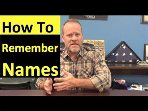 Amazing Secret Of Memory memory expert reveals amazing memory demo secrets brain