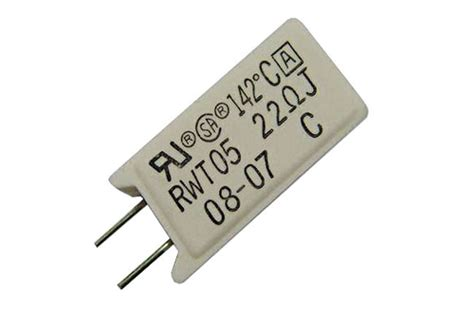 transistor g1084 33 wirewound resistor with thermal cutoffs 28 images electronic components resistors