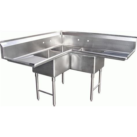 3 comp sink drain ace atlanta culinary equipment inc 3 comp corner