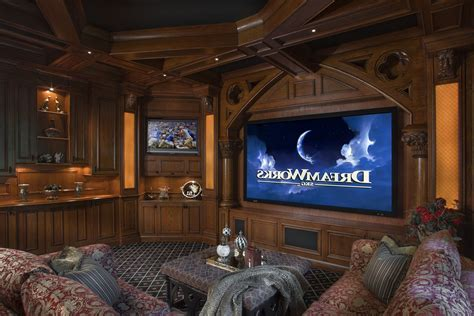 Home Theater Decor Ideas movie room ideas