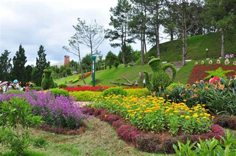 Flower Garden Hanoi Dalat Attractions What To See In Dalat