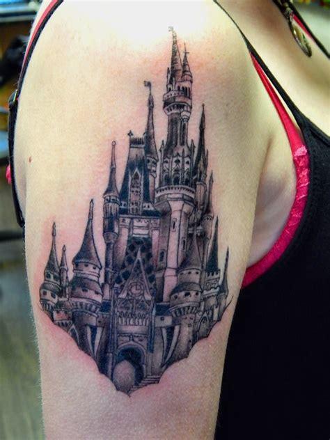 tattoo artist quiz disney tattoo cinderella s castle magic kingdom in
