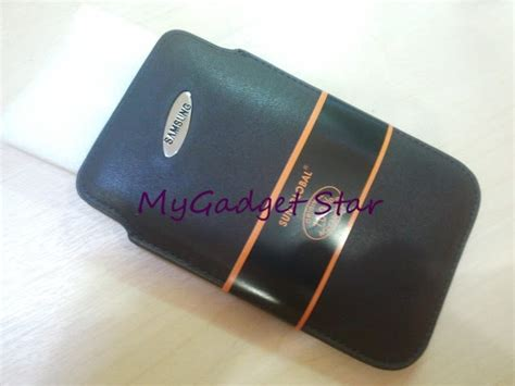 Back Casing Samsung Ace 1 Hitam mygadget store casing housing pouch bag