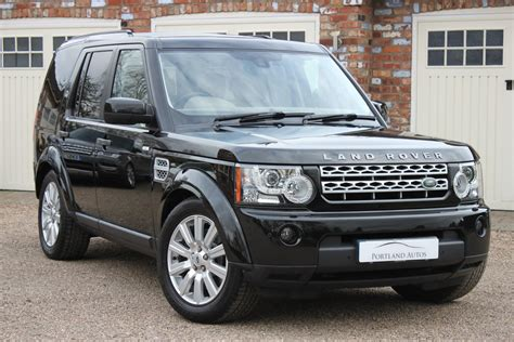 land rover 0 finance used 2012 land rover discovery 4 3 0 sdv6 hse one