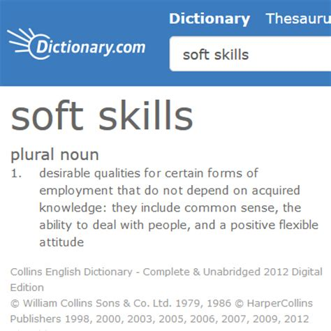 soft skills definition redfish technology