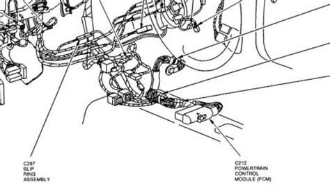 transmission control 1997 ford escort instrument cluster 1997 ford escort computer problem 1997 ford escort 4 cyl front