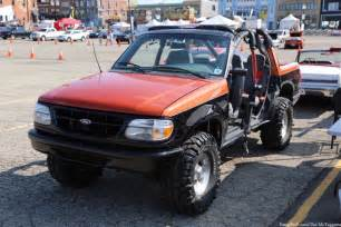 Jeep Explorer Bangshift Unhinged This Ford Explorer Meets Jeep