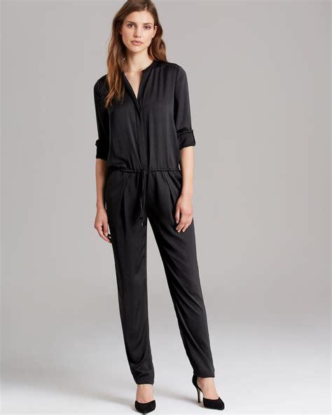 Sleeve Jumpsuit black sleeve jumpsuit fashion ql