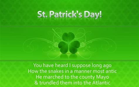 s day quotes alphonso st patricks sayings and quotes quotesgram