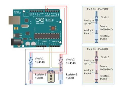 how to measure resistance with arduino soil humidity and temperature sensor watermark davis granular matrix sensor mysensors forum