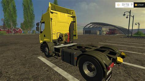 renault truck premium renault premium 450 truck v1 0 fs 15 mod download