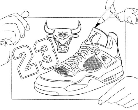 coloring pages of the name jordan air jordan by roundryan on deviantart