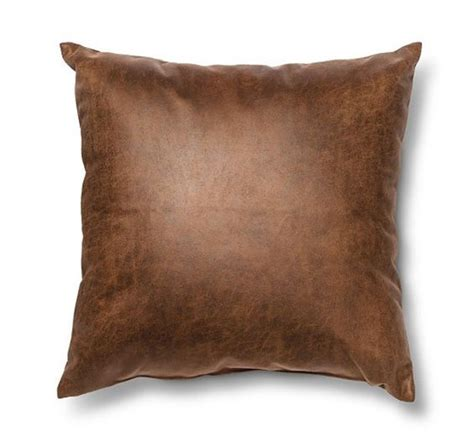decorating leather with pillows target home decor target and home decor on