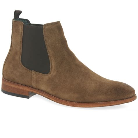 mens chelsea boots barbour bedlington mens chelsea boots from charles