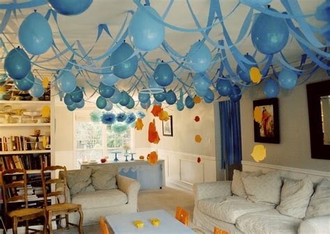 home decorating ideas for birthday party ceiling decorating ideas for kid birthday parties how to