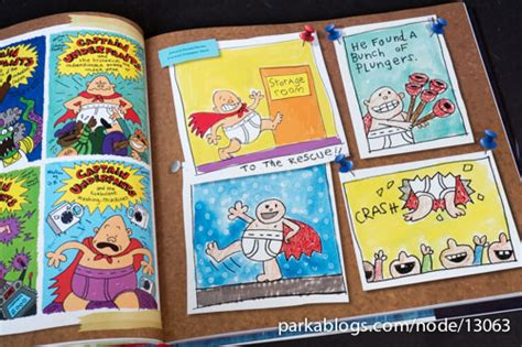 film epici comici book review the art of captain underpants the first epic