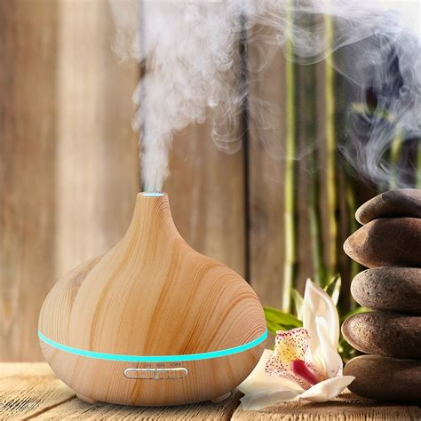 Snoring Room by Archeer 300ml Essential Oil Diffuser Review