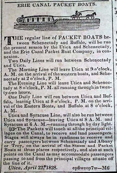 sam patch boat tour schedule erie canal boats