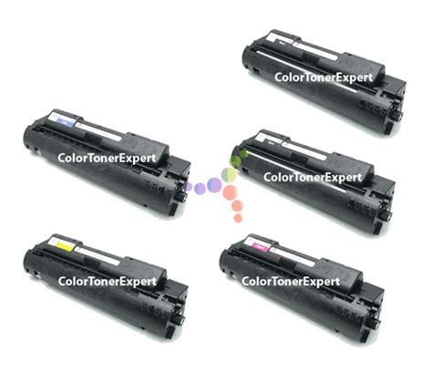 Toner Hp Laserjet 4500 4550 Remanufacture C4191a Black hp color laserjet 4500 5 pack toner cartridge set 640a