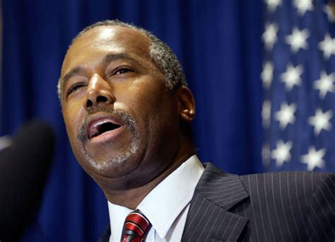 bed carson ben carson refers to slaves as immigrants