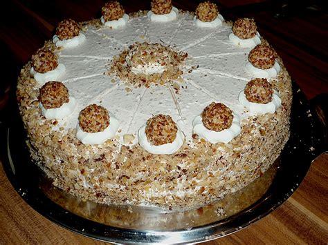 dr oetker wolke kuchen selber machen haselnuss sahne torte rezept mit bild