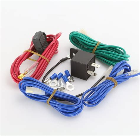 lighting and accessory relay wiring kit car builder