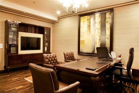 Manager Cabin Interior by Office Manager S Cabin Interior Solutions