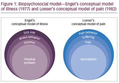 patterned response theory the biopsychosocial model of the assessment prevention