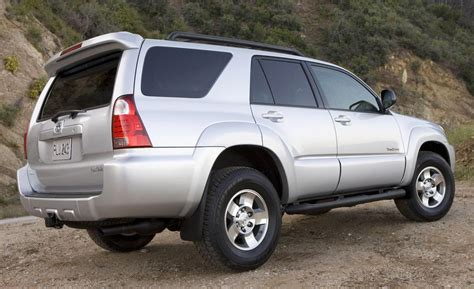 Toyota 4runner 2009 Car And Driver