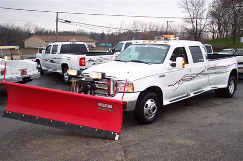 snow plow for truck chassis trucks rv truck haulers sales