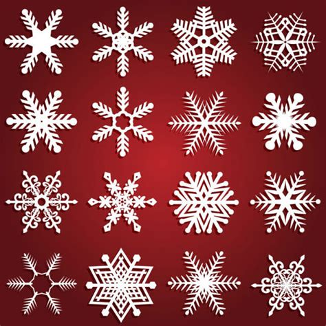 snowflake pattern how to 15 free vector snowflake photoshop patterns freecreatives