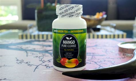 Mango Detox Diet by Mango Cleanse Review Does Mango Cleanse Work