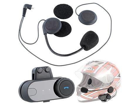 Headset F R Motorradhelme by Navgear Universal Headset F 252 R Motorradhelme Mit Bluetooth