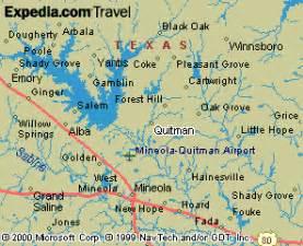 map of lake fork map of lake fork