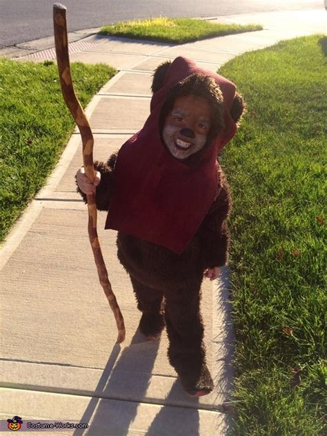 ewok costume for ewok costume for boys photo 3 3