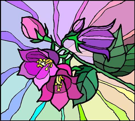 clipart fiori stilizzati fiori stilizzati imagui
