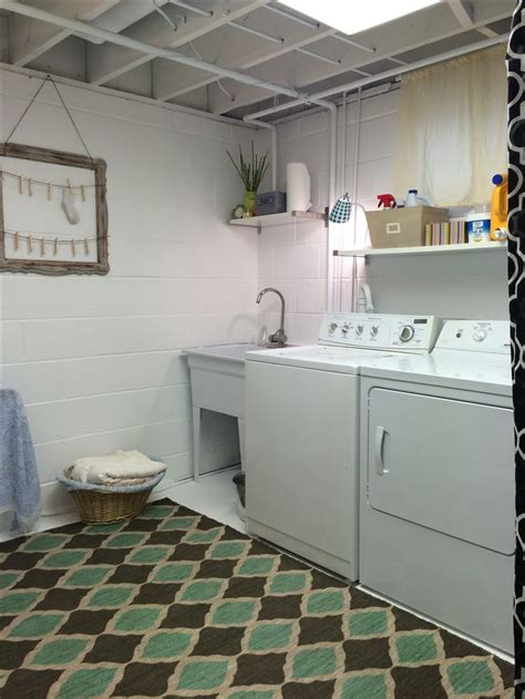 images of laundry rooms best 25 basement laundry area ideas on