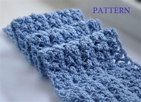 crochet neck design pattern crochet cowl pattern pdf format pattern scarf pattern neck