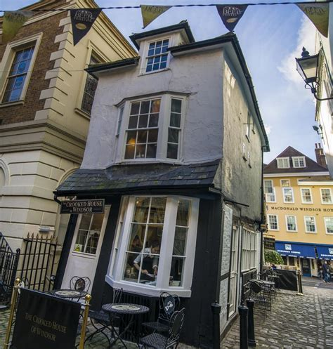 crooked houses crooked house of windsor by david davies digital