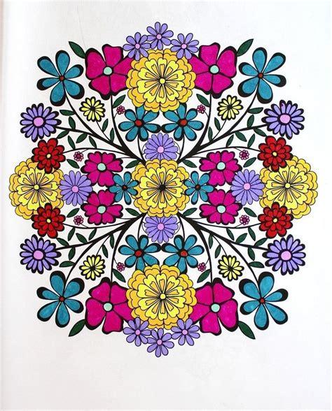 mandala design coloring book jenean morrison flower designs coloring book volume 1 jenean morrison