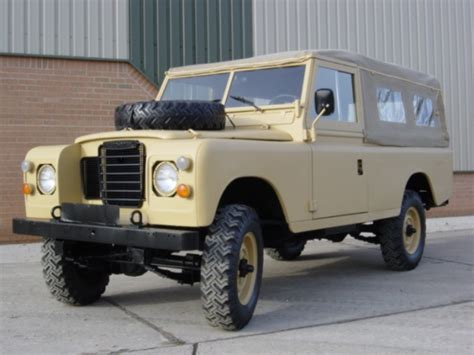 80s land rover land rover series iii 109 lhd lwb tops diesel for