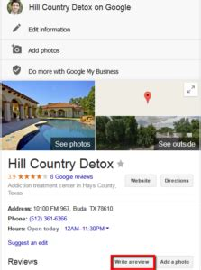 Hill Country Detox Buda by Reviews Hill Country Detox