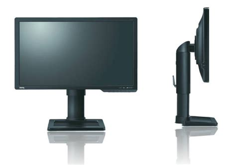 Monitor Benq Xl2410t benq also with a 120hz 3d capable led gaming monitor the xl2410t 3d vision
